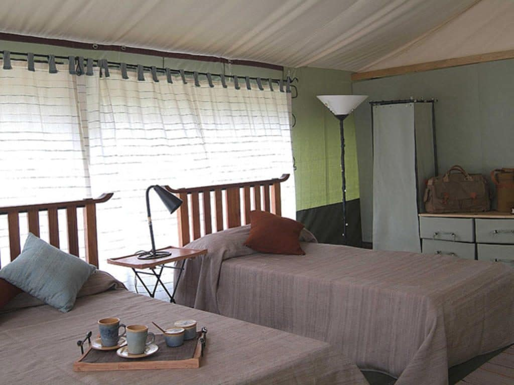 Lion Camp, Kenya