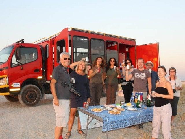 21-day Namibia and Botswana Desert and Delta
