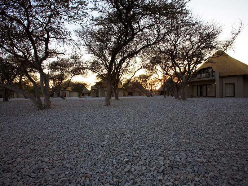 Okaukuejo Resort, Etosha National Park, Namibia