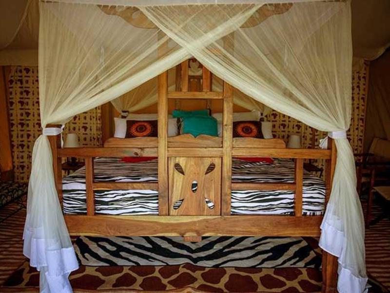 Serengeti Acacia Camp, Tanzania