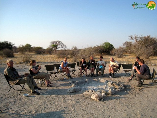 SSNZ 14-day Namibia Desert Tour (Camping)