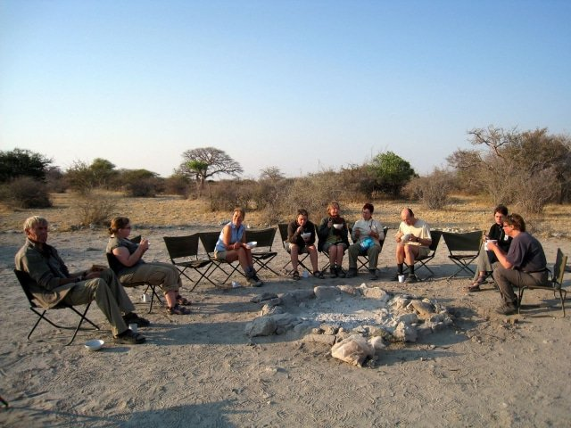 SSNZ 21-day Cape Town to Victoria Falls Explorer (Camping)
