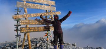 9-day Kilimanjaro – Machame Route