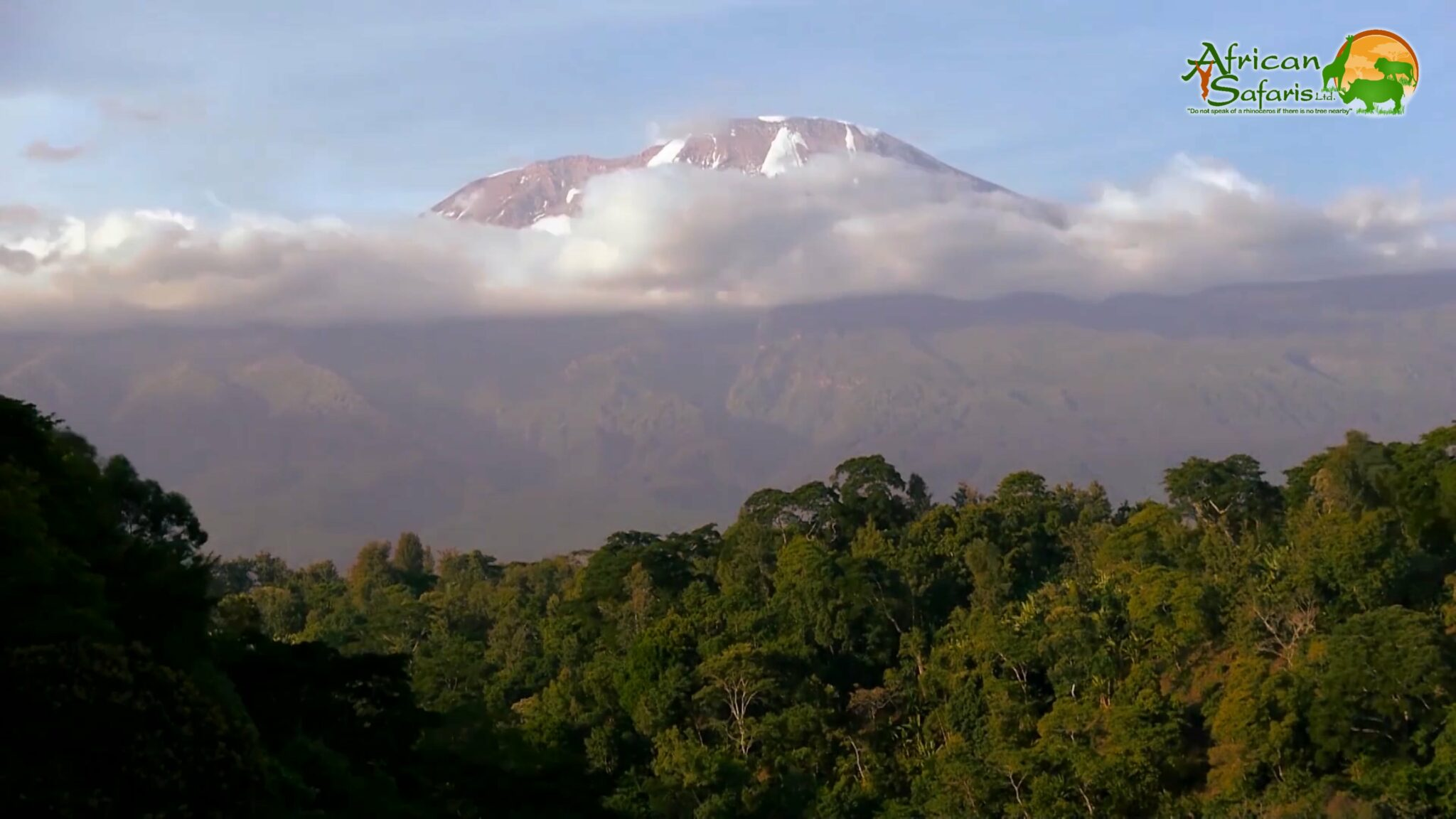 Mt Kilimanjaro - The Roof of Africa