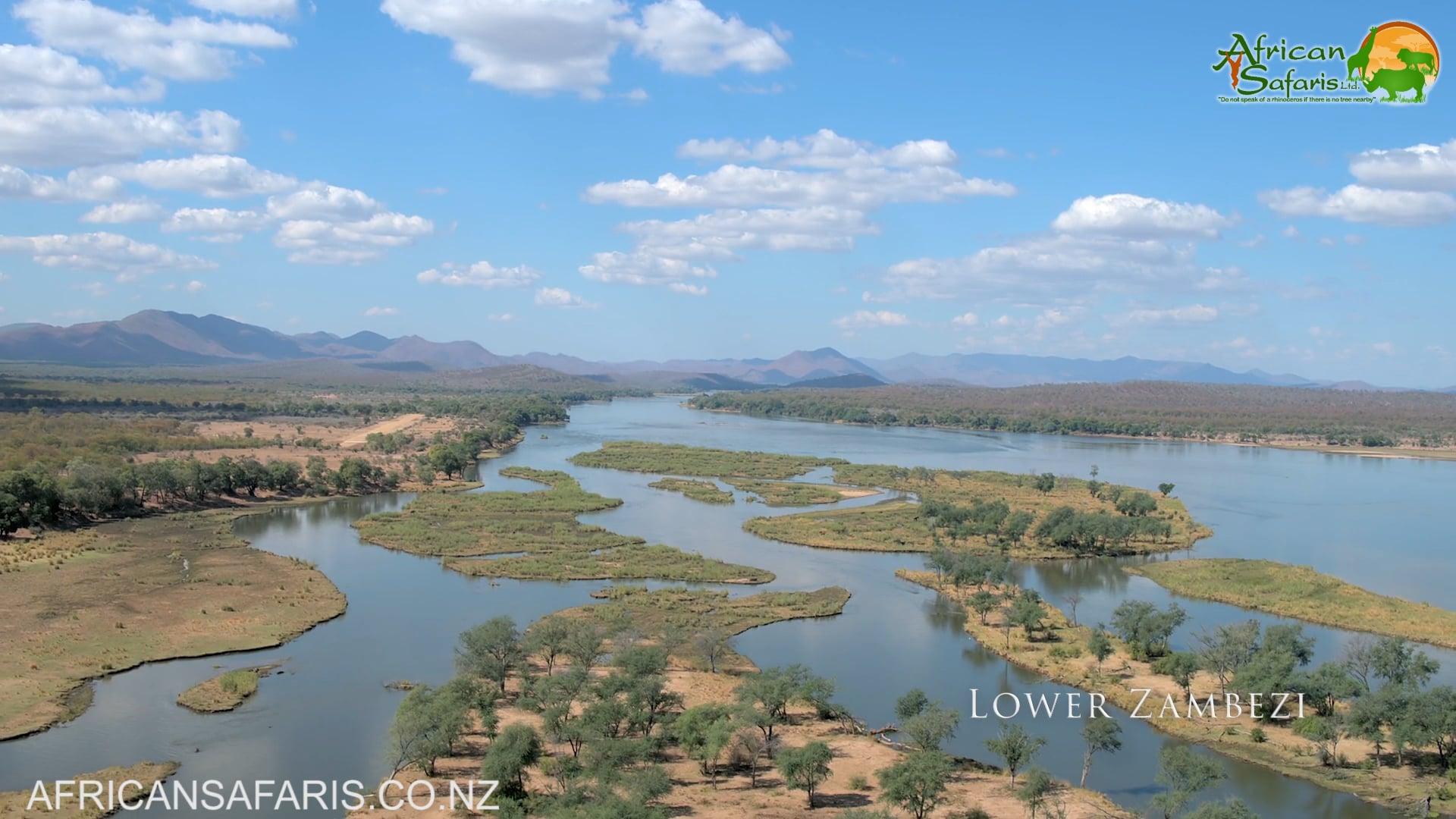 Lower Zambezi National Park, Zambia