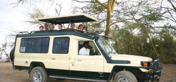 14-day East Africa Tented Safari and Zanzibar