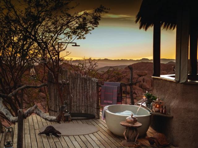 Camp Kipwe, Namibia