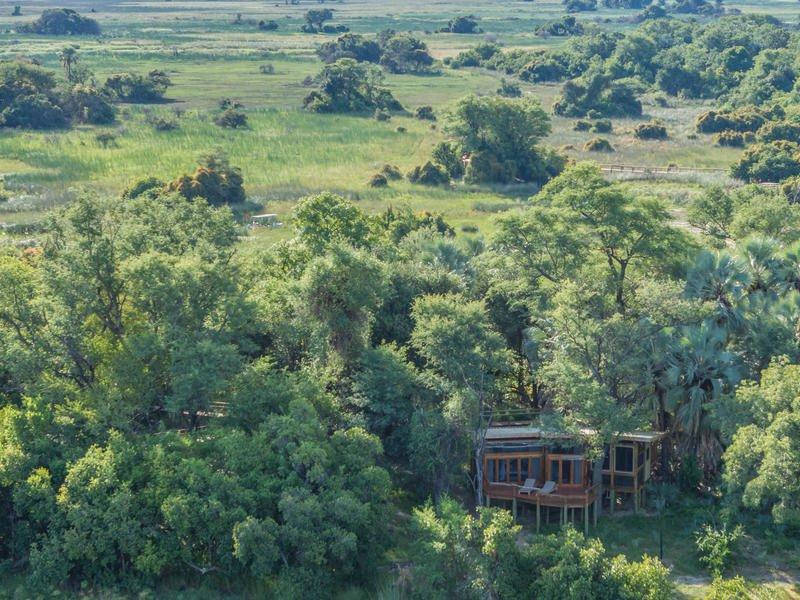Camp Okavango, Botswana