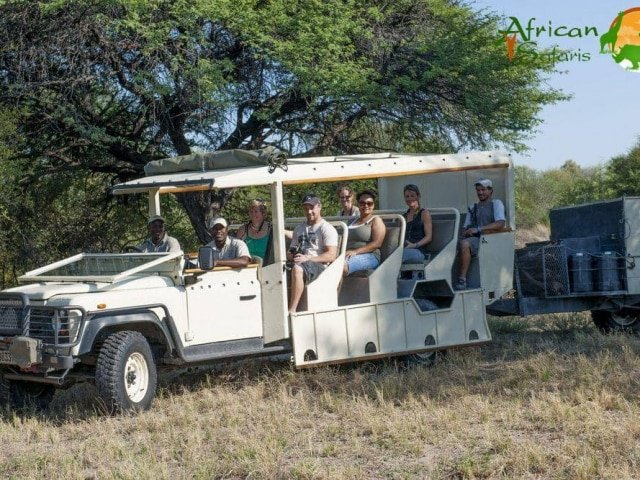11-day Classic Botswana Adventure (Semi-Participation)