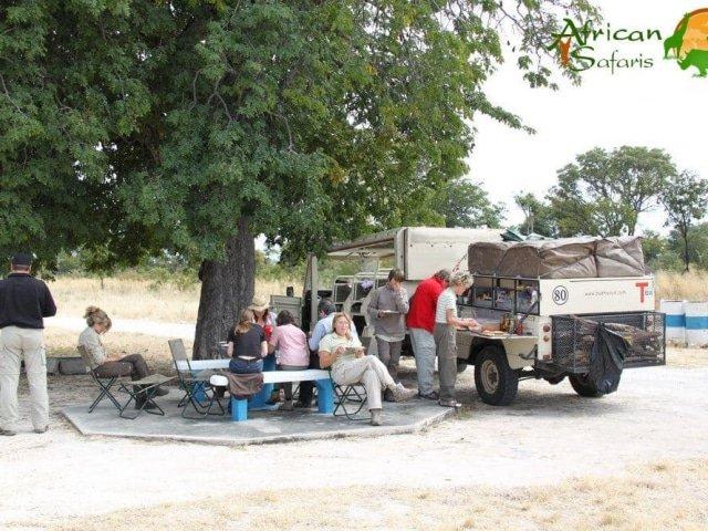 11-day Classic Botswana Adventure (Semi-Participation)