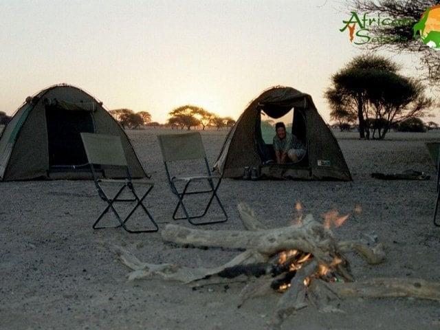 15-day Botswana Wildlife Breakaway (Semi-Participation)