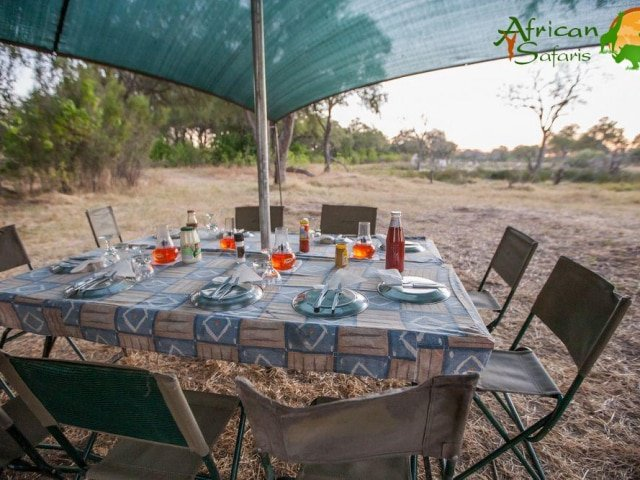 7-day Botswana Wilderness Safari (Fully-Serviced)