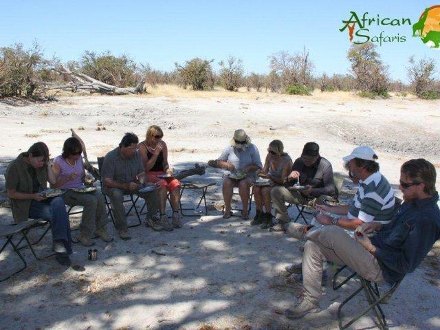 7-day Kalahari Desert Adventure