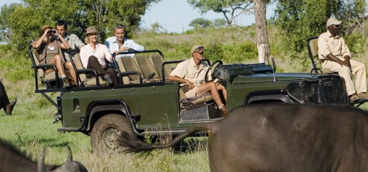 Where to go on an African safari in April?