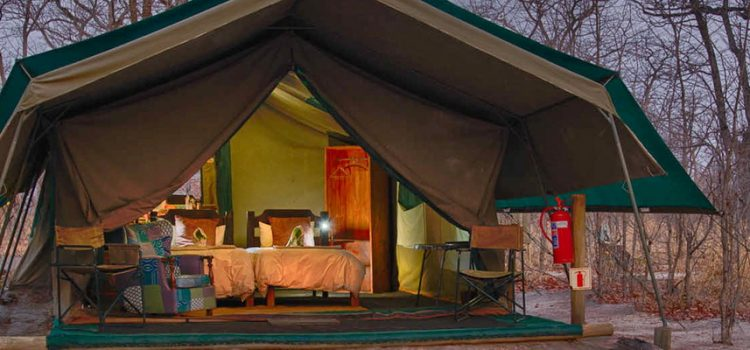 What type of accommodation do you want to stay in on an African safari?
