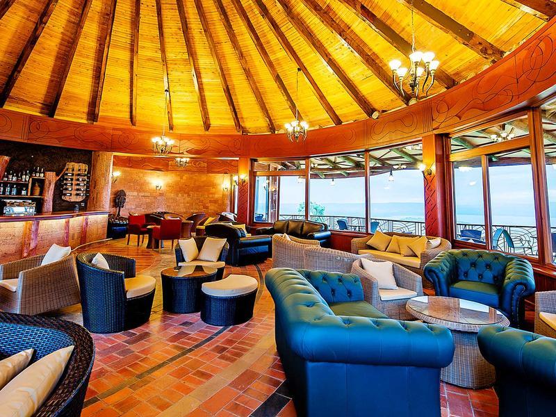 Lake Nakuru Sopa Lodge, Kenya
