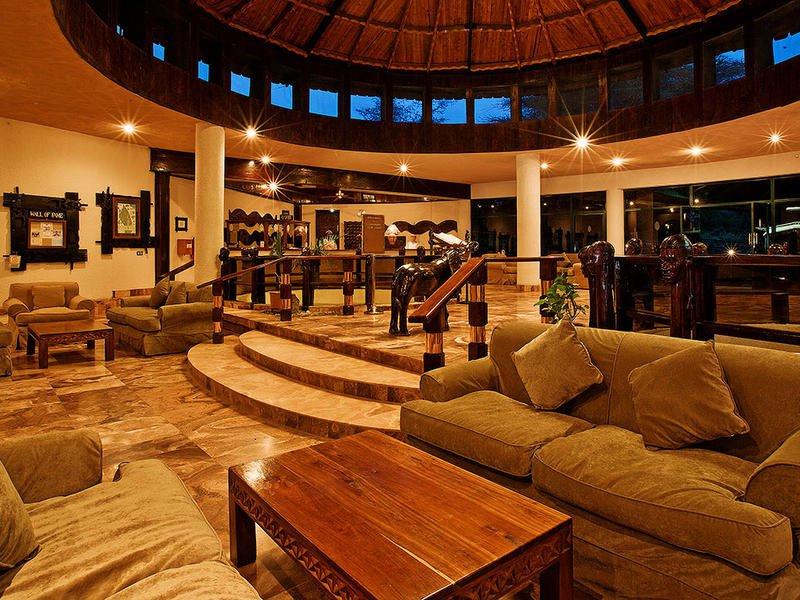 Tarangire Sopa Lodge, Tanzania