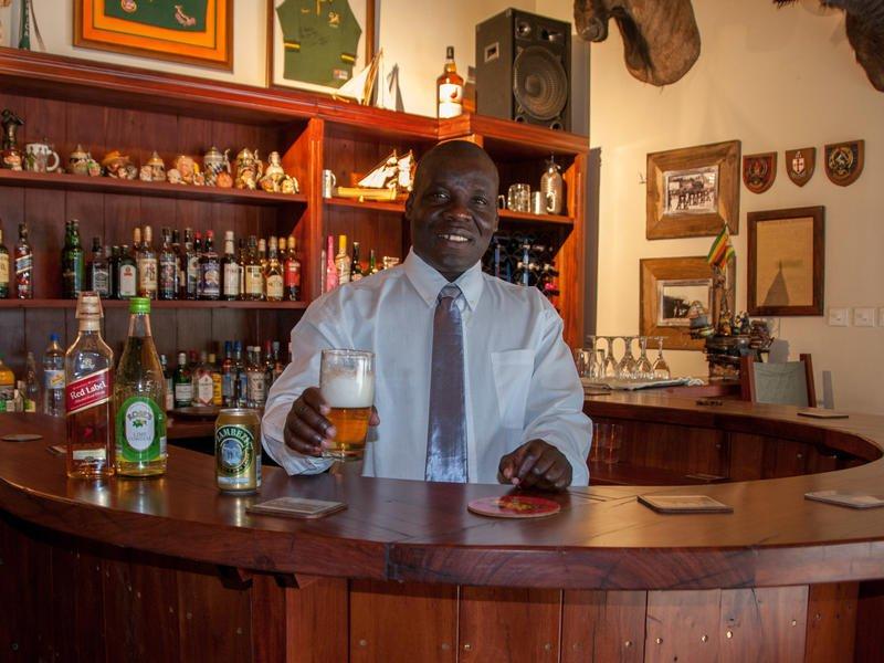 Bayete Guest Lodge, Victoria Falls, Zimbabwe