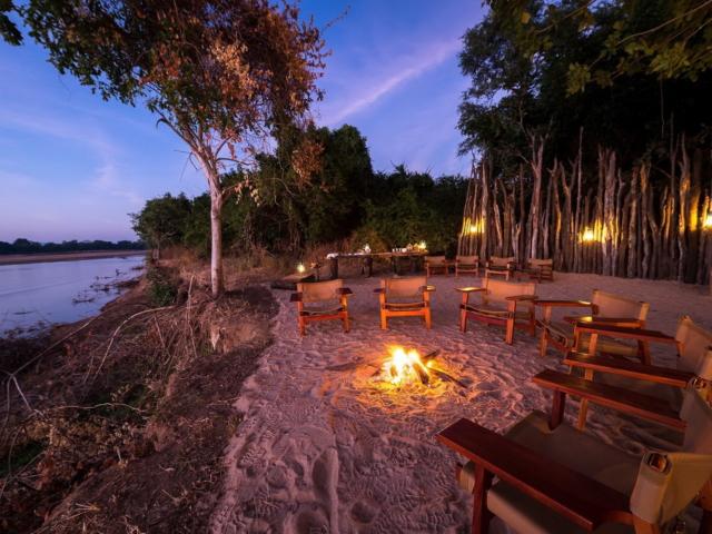 Bilimungwe Bushcamp, Zambia