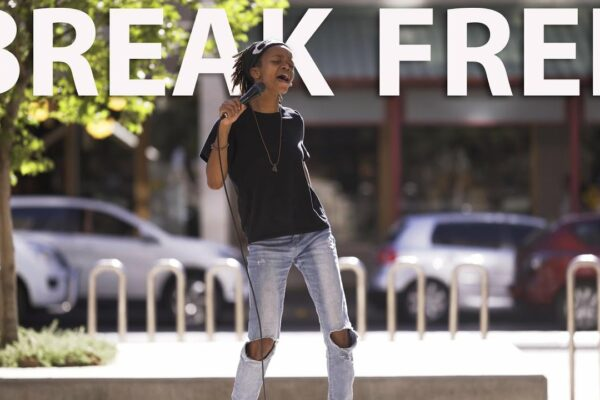 Namibia - I want to break free