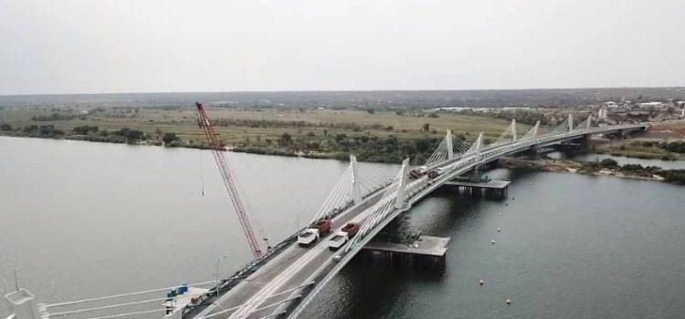 Kazungula Bridge – Botswana and Zambia