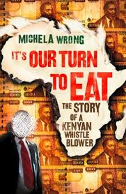 It's your turn to eat, by Michela Wrong