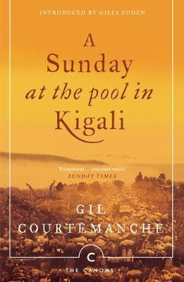 A Sunday at the Pool in Kigali, by Gil Courtemanche