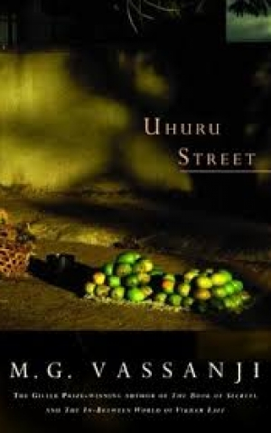 Uhuru Street: Short Stories, by M. G. Vassanji