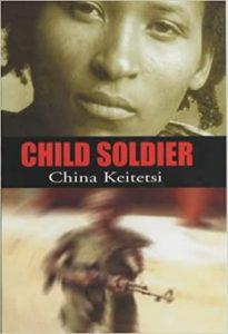 Child Soldier, by China Keltetsi