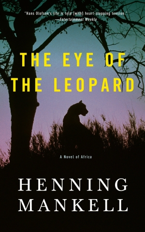 The Eye of the Leopard, by Henning Mankell