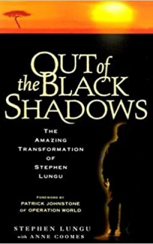 Out of the Black Shadows, by Stephen Lungu