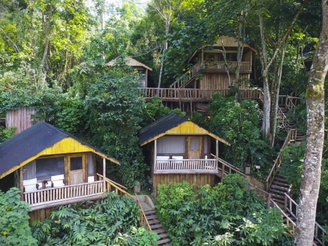 Buhoma Lodge, Uganda