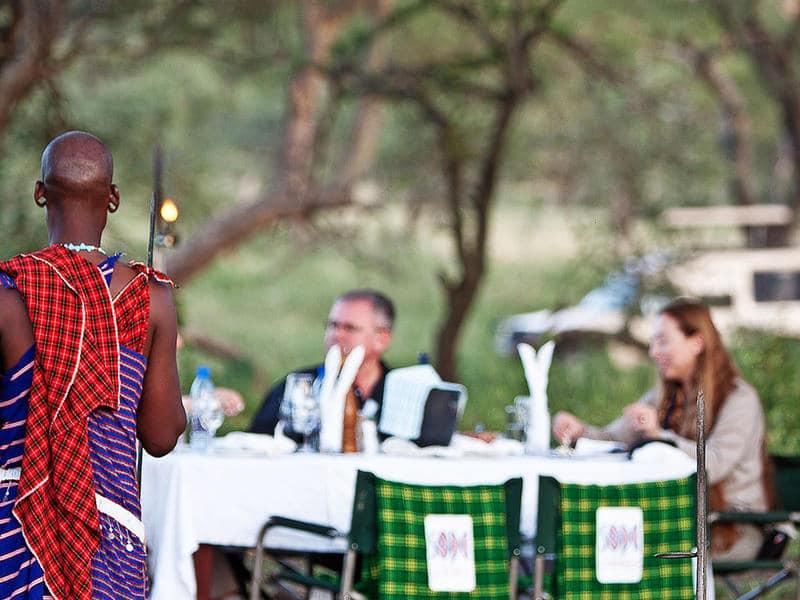 Serengeti Sopa Lodge, Tanzania