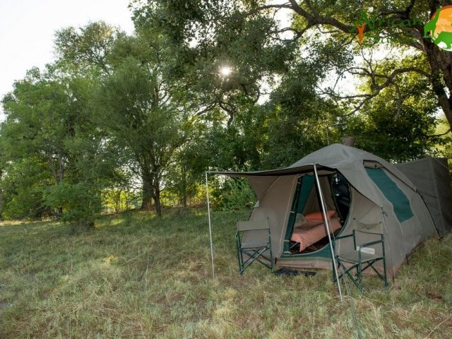 Fully Assisted Camping