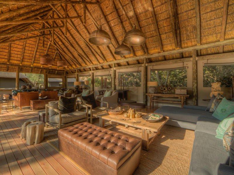 Camp Moremi, Okavango Delta, Botswana