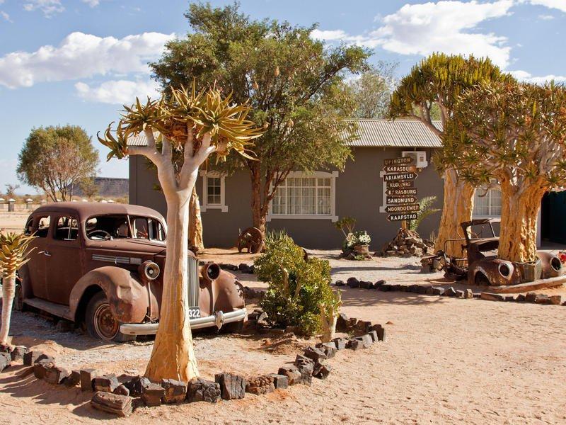 Canyon Roadhouse, Namibia