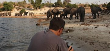 15-day Windhoek to Victoria Falls Elephant Trail