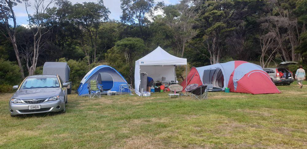 Coromandel Waikawau Bay