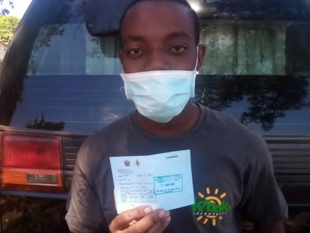 Covid Vaccination in Victoria Falls, Zimbabwe