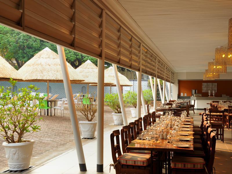 Cresta Sprayview Hotel, Victoria Falls, Zimbabwe