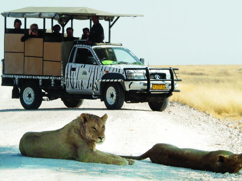 Etosha Safari Camp, Namibia