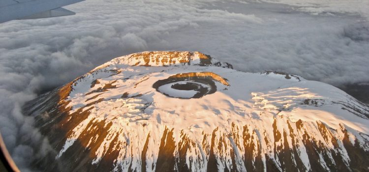New scenic flights over the mighty Kilimanjaro