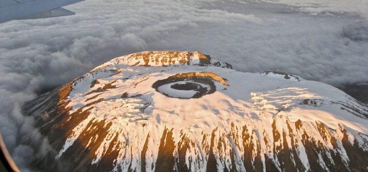 New scenic flights over the mighty Kilimanjaro