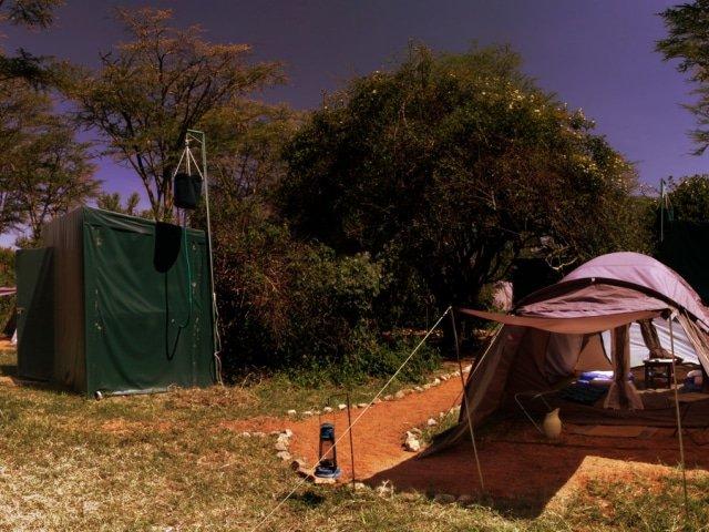 Kenya - Authentic Camping
