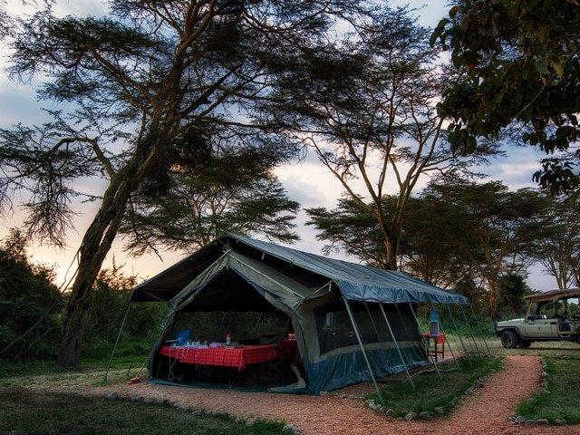 Kenya - Adventure Camping