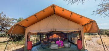12-day Classic 'Mixed' Kenya Wilderness Safari