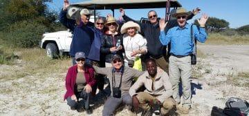 16-day Journey to Botswana (2020)