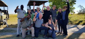 16-day Journey to Botswana (2021)