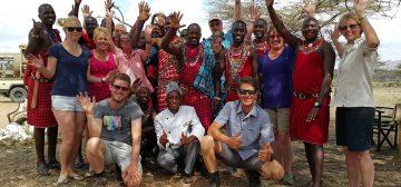 16-day Journey to Tanzania and Kenya (2020)