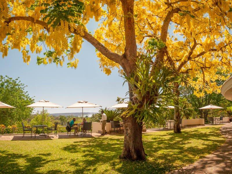 Ilala Lodge, Victoria Falls, Zimbabwe